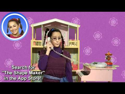 Snap Smart Kids iphone app The Shape Maker for Kids Children Toddlers