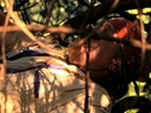 Dual Survival- Aboriginal Lazy Boy