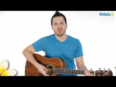 "How to Play ""Push"" by Matchbox Twenty on Guitar (Bridge)"
