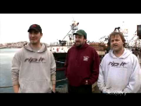 Deadliest Catch: The Real Dutch - Crew Stories
