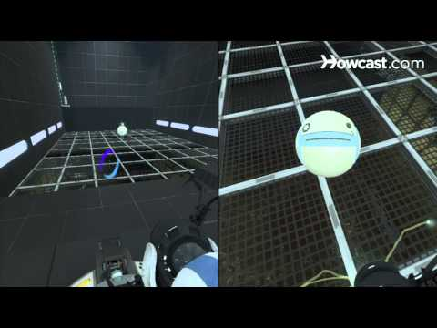 Portal 2 Co-op Walkthrough / Course 2 - Part 3 - Room 03/08