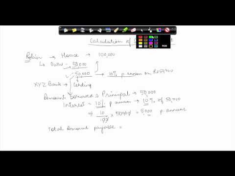 119-Mathematics Class VI - Simple Interest