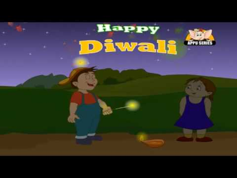 Nursery Rhyme - On Diwali Night