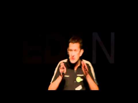 TEDxNHH - Louis Palmer - Two times around the world with solar power