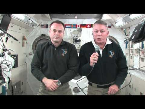 9/11 Remembered by Space Station Crew Members