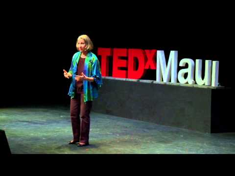 TEDxMaui - Carolyn Raffensperger - Becoming Great Ancestors