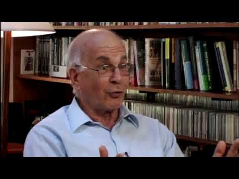 NBR | Interview with Daniel Kahneman | Your Mind and Your Mo