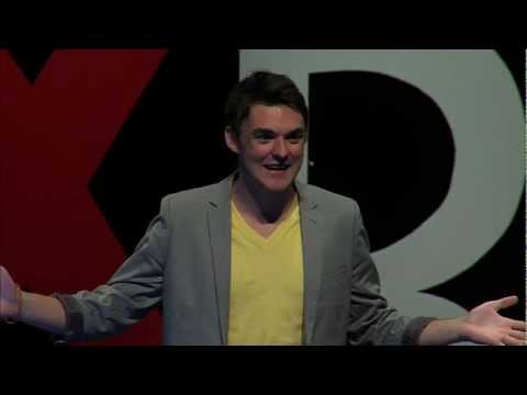 TEDxBGSU - SAMUEL KILLERMANN -- COMEDIAN - THE COST OF DREAMS