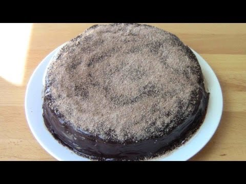 Chocolate Mud Cake - RECIPE