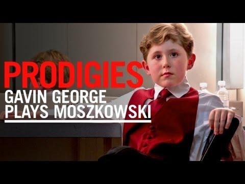 9-Yr-Old Piano Prodigy Rocks Moszkowski