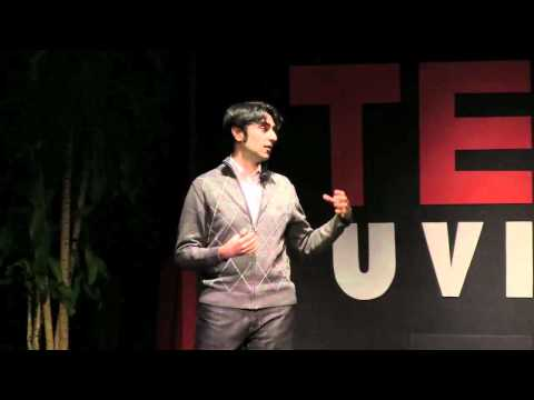The Business of Invisibles: Barmak Heshmat at TEDxUVic