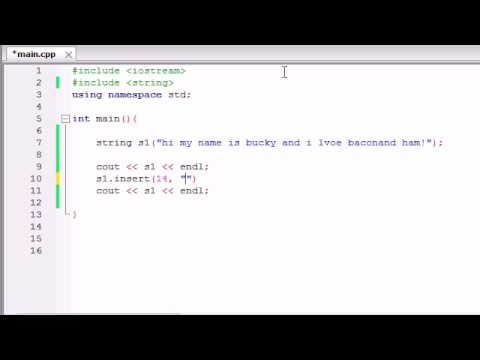 Buckys C++ Programming Tutorials - 73 - Final Video for this Series!