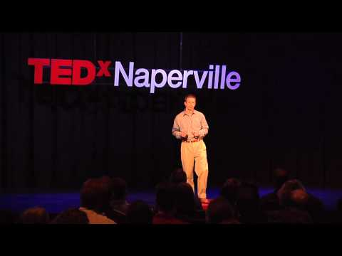 TEDxNaperville - Mark Hattas - Architect the Future