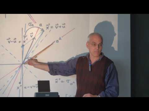 Hyperbolic Geometry is Projective Relativistic Geometry (Part2)