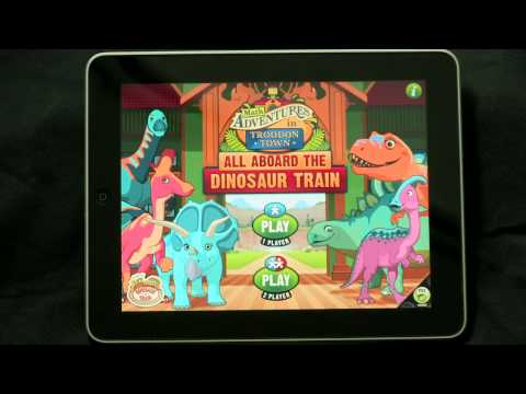 All Aboard the Dinosaur Train! | PBS KIDS