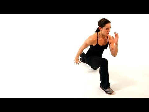 Leg and Hip Exercises | Boot Camp Workout for Women