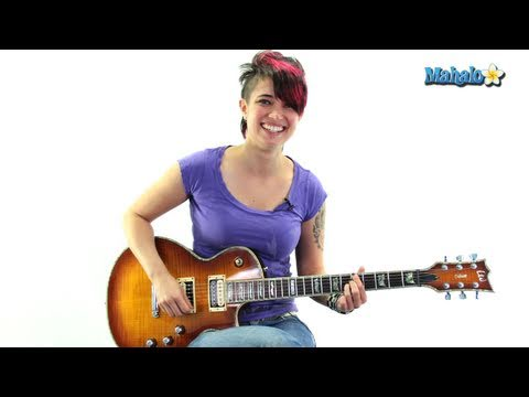 "How to Play ""ScheiBe"" by Lady Gaga on Guitar"