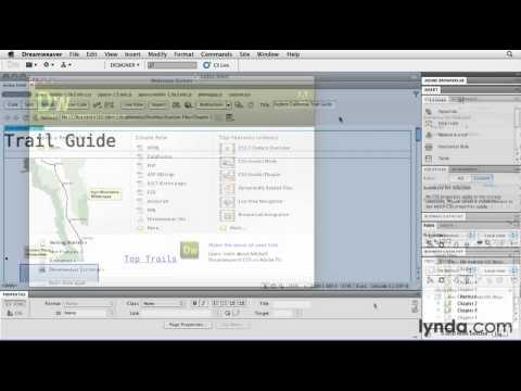 How to build mobile apps in Dreamweaver: Preparation | lynda.com