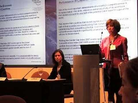 Global Gender Gap Report 2007 - Presentation
