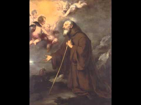 The Vision of Saint Francis of Paola, Bartolomé Esteban Murillo