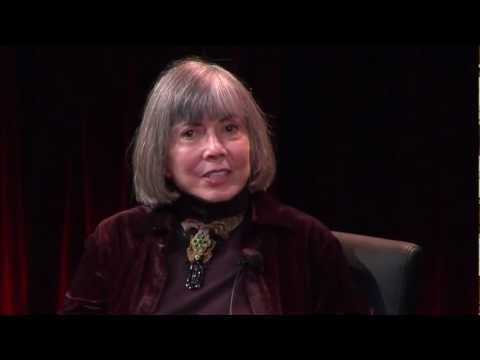 Authors at Google & Google Play Presents: Anne Rice