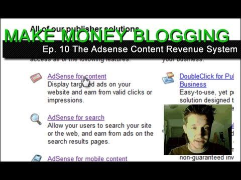 How To Earn Adsense Wordpress Website Content Revenue - Ep. 10