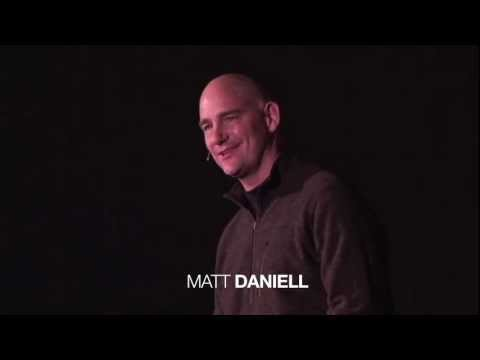 TEDxCambridge - Matt Daniell on stopping the inner war