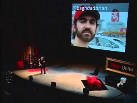 TEDxUofM - Donia Jarrar - Faces of the Egyptian Revolution