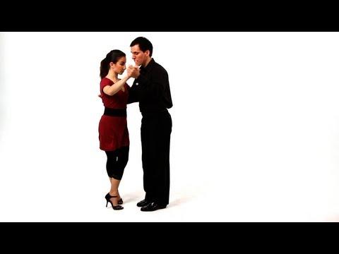 Dancing the Argentine Tango: Ocho Cortado