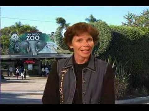 San Diego Zoo at 90: Belle Benchley