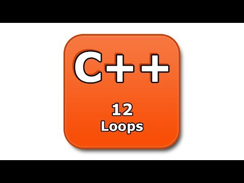 C++ Tutorial - 12 - Loops