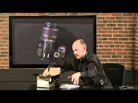 Nikon D3100 - DSLR Fast Start: Introduction
