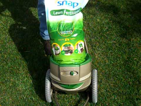 Scotts Snap Spreader - The Home Depot