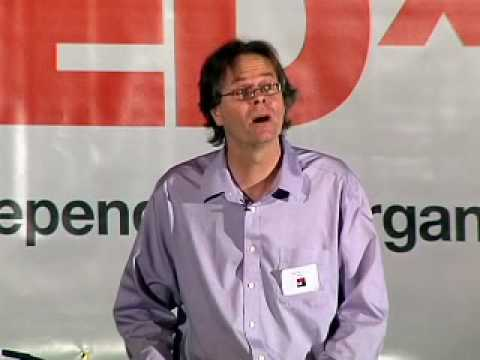 TEDxSB -  David Starkey - Things Unmeshed, Un-Numbered