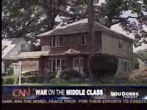 CAP's John Irons on CNN on the Economy & the Middle Class