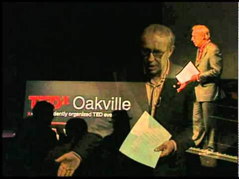 TEDxOakville - Tag Watson - Developing Canadian Music Talent