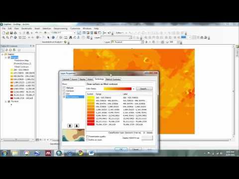 Lab 9: Using Kriging and Semivariograms to Interpret Data