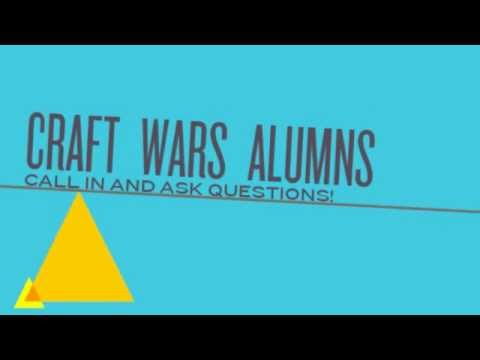 August Favecrafts Radio: Craft Wars Edition