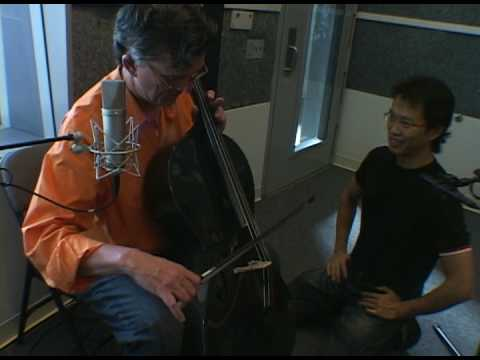 Kurt Andersen Bows His First Cello