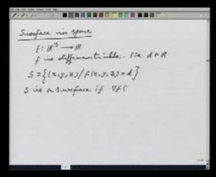 Lecture 24 - Derivatives
