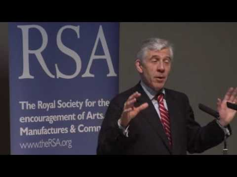 Jack Straw lecture welcoming the RSA Prison Learning Network - Part 5 of 5