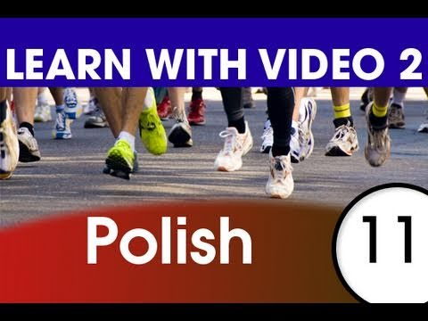 Learn Polish with Video - Learning Through Opposites 1