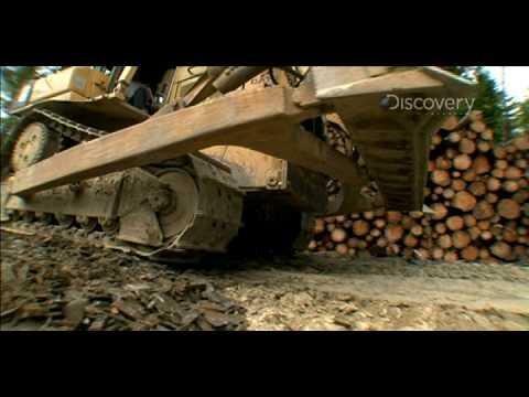 American Loggers: Bulldozing