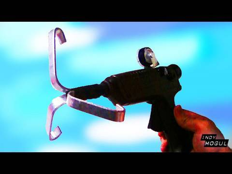 Batman like Grappling Hook Gun, DIY Tutorial : Backyard FX