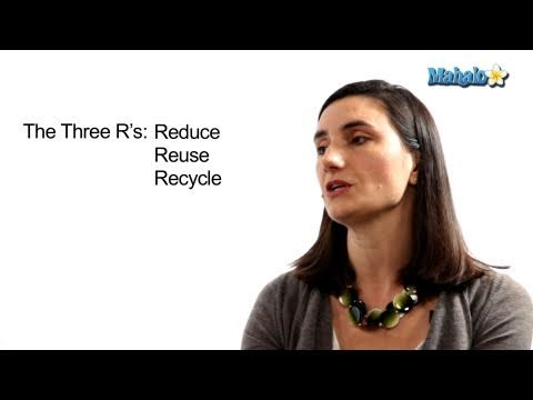 Top 5 Ways to Live Green: Green Your Stuff (Pt 4)
