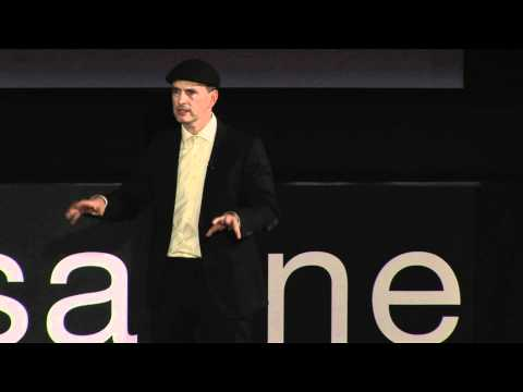 When creative machines overtake man: Jürgen Schmidhuber at TEDxLausanne