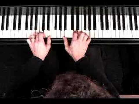 Jazz Piano Lesson from JazzPianoLessons - Chapter 18