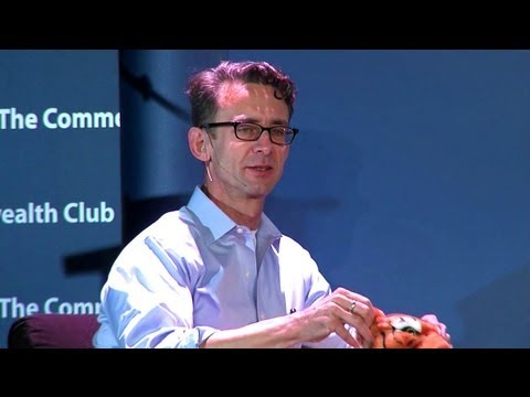 Chuck Palahniuk: Need for Chaos & Legacy of Fight Club