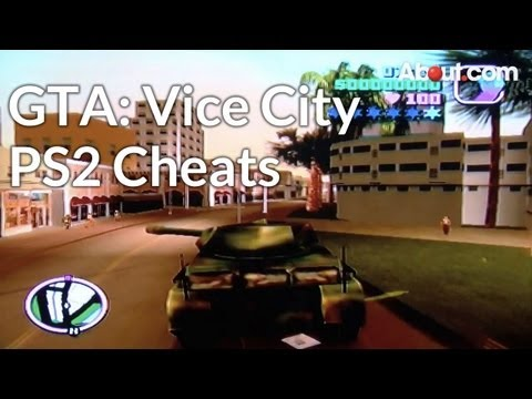 PS2 Cheats and Codes for Grand Theft Auto: Vice City