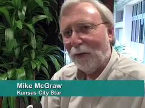Poynter's Jill Geisler with the KC Star's Mike McGraw on Managing Veteran Journalists